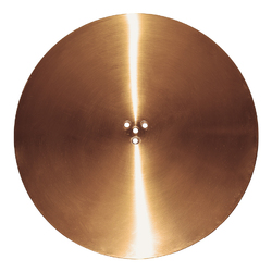 BASE ONLY ROME DISC 450MM COPPER