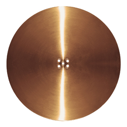 BASE ONLY ROME DISC 720MM COPPER