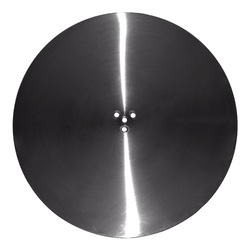 BASE ONLY TOLEDO DISC 540MM BLK CHROME