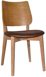CHAIR DAKOTA LIGHT OAK - EASTWOOD BISON