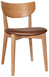 CHAIR RIALTO LIGHT OAK - EASTWOOD BISON