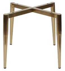LEG CHAIR ALBURY METAL (SLIM TAPER) FULL BRASS