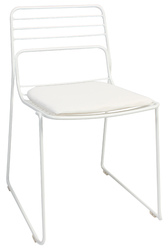 PAD FOR CAGE CHAIR WHITE