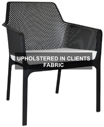 PAD NET RELAX - UPH IN CLIENT FABRIC