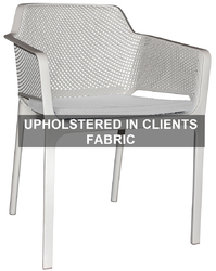 PAD NET - UPH IN CLIENT FABRIC