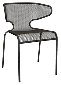 CHAIR MOVIDA ANTHRACITE