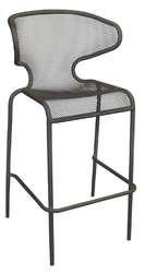 STOOL MOVIDA ANTHRACITE